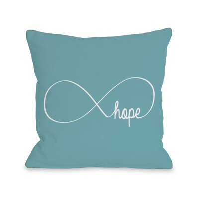 Infinite Hope Lumbar Pillow