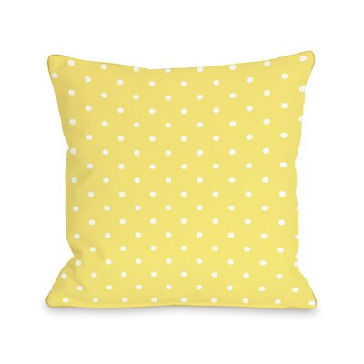 You Are My Sunshine Throw Pillow Size: 18 H x 18 W