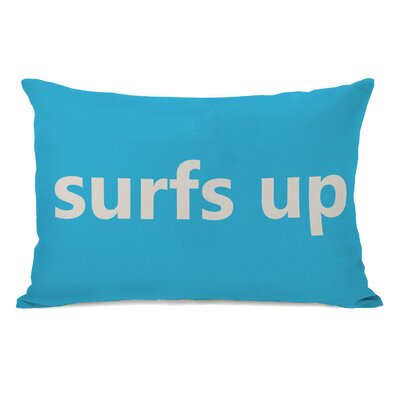 Surfs Up Lumbar Pillow