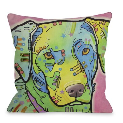 Doggy D�cor Labrador Throw Pillow