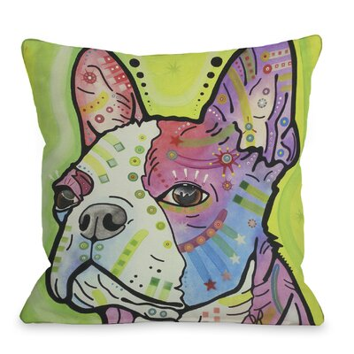 Doggy D�cor Pride Throw Pillow