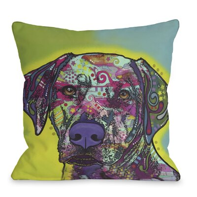 Doggy D�cor Rhodesian Ridgeback Throw Pillow