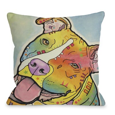 Doggy D�cor Skittles Throw Pillow