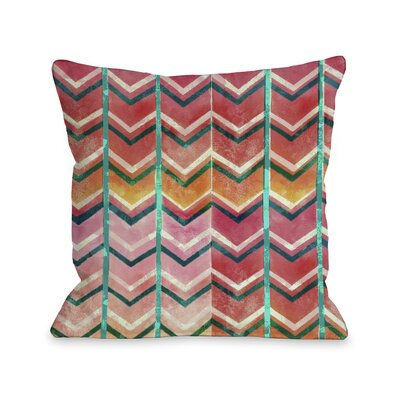 Textured Ombre Throw Pillow