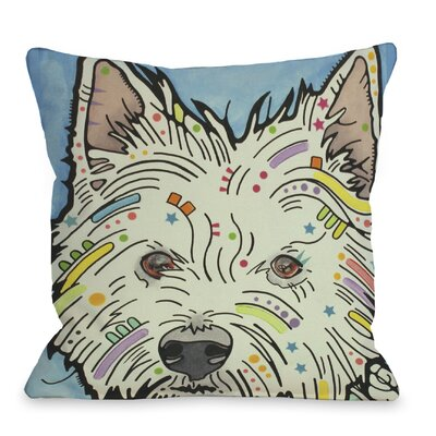 Doggy D�cor Highland Throw Pillow