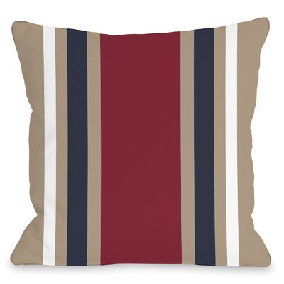 Americus Throw Pillow Size: 16