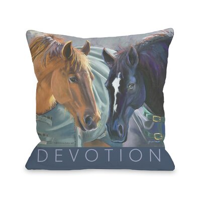 Doggy D�cor Throw Pillow