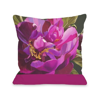 Doggy D�cor Show Stopper Throw Pillow