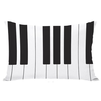 Piano Lumbar Pillow