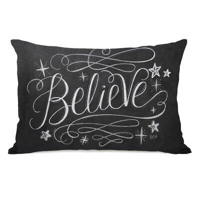 Believe Lumbar Pillow