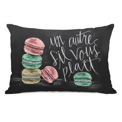 Un Autre Macaron Lumbar Pillow