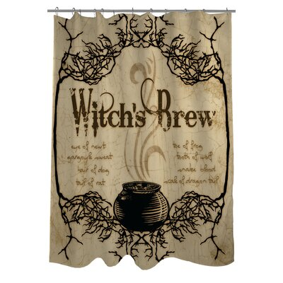 Witch's Brew Shower Curtain