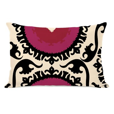 Suzy Throw Pillow Size: 18 H x 18 W x 3 D