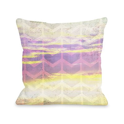 Santa Barbara Throw Pillow Size: 16