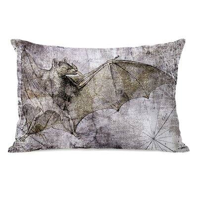 Bat Lumbar Pillow