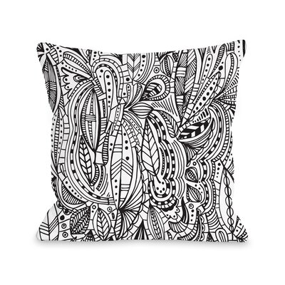 Madison Throw Pillow Size: 18 H x 18 W x 3 D