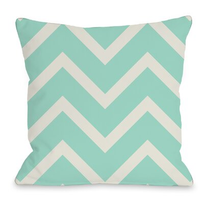 Sophia Chevron Throw Pillow