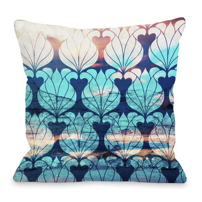 Ventura Throw Pillow Size: 16