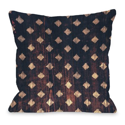 Scribble Scrabble Throw Pillow