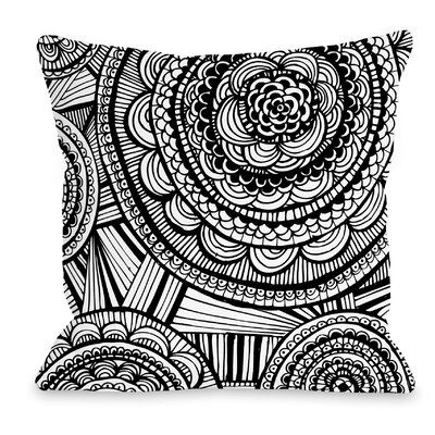 Brienne Throw Pillow Size: 16 H x 16 W x 3 D