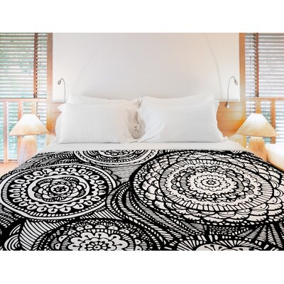 Sara Duvet Cover Size: King