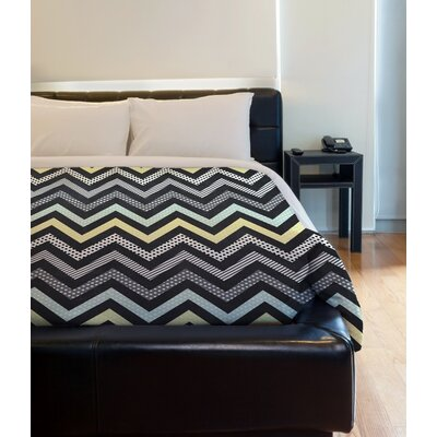 Mais Chevs Lightweight Duvet Cover Size: King