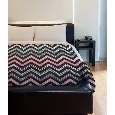 Mais Chevs Lightweight Duvet Cover Size: Full Queen