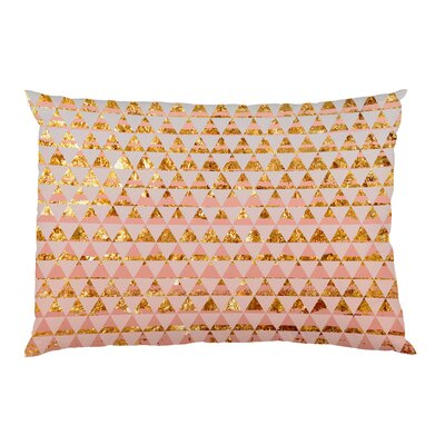 Ombriangle Heart Pillowcase