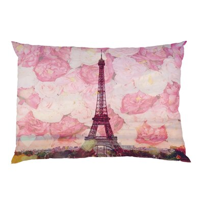 La Tour Eiffel Pillowcase