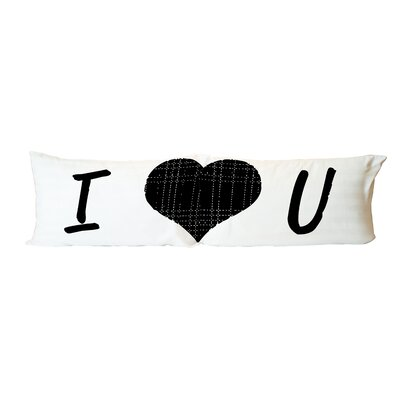 I Heart You 2 Piece Pillowcase Set