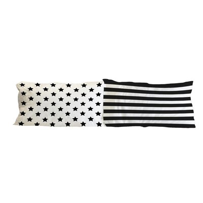 American Flag 2 Piece Pillowcase Set