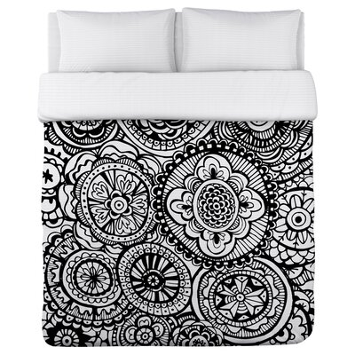 Bella Duvet Cover Size: King