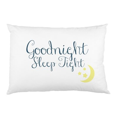 Goodnight Sleep Tight Pillow Case