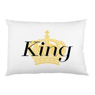 King Crown Pillow Case