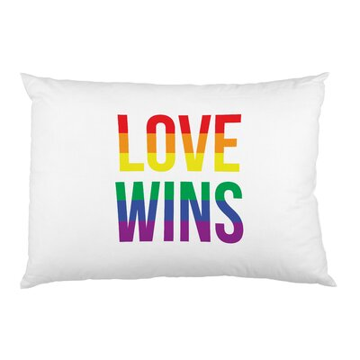 Love Wins Pillow Case