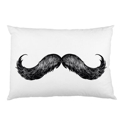 Moustache Pillow Case