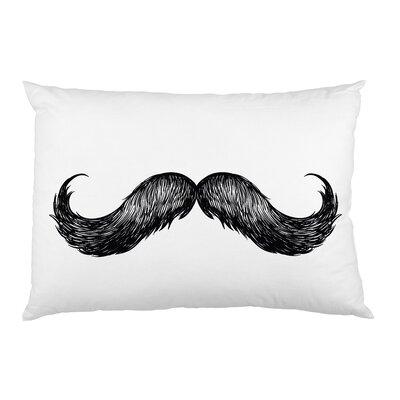 Moustache Pillow Case