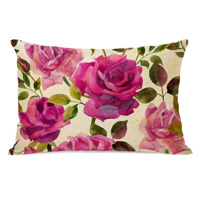 Rose Garden Pillow Case
