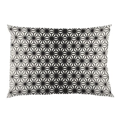 Geo Stars Fleece Standard Pillow Case