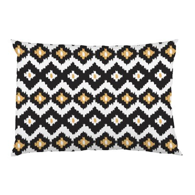 Seamless Ikat Fleece Standard Pillow Case
