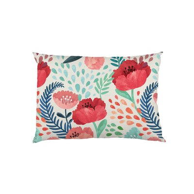 Central Park Florals Pillow Case