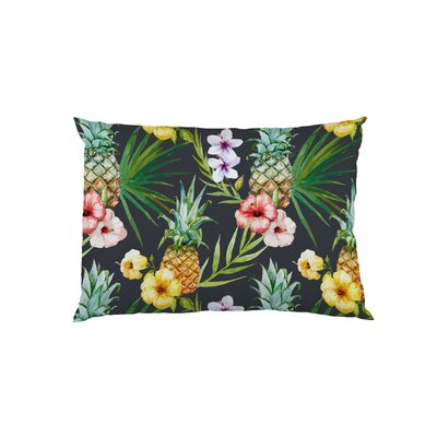 Hawaiian Pineapples Pillow Case