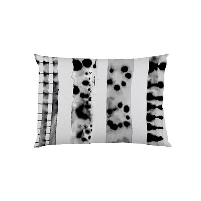 Splotch Lines Pillow Case