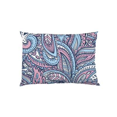 Swirly Paisley Pillow Case
