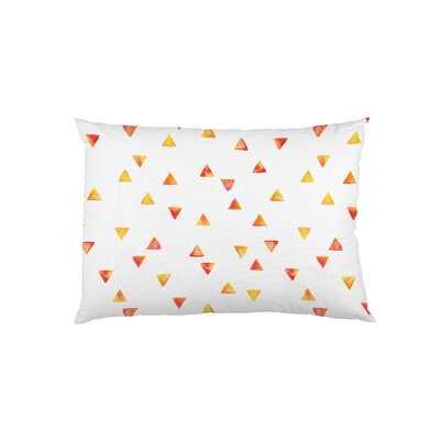 Timeless Triangles Pillow Case