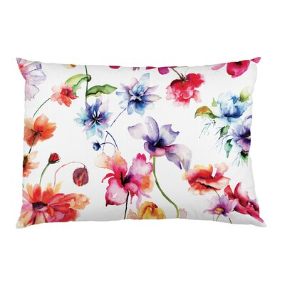 Belles Filles Watercolor Standard Pillowcase