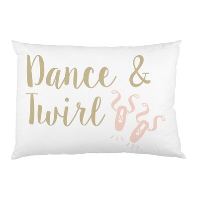 Dance Twirl Pillow Case