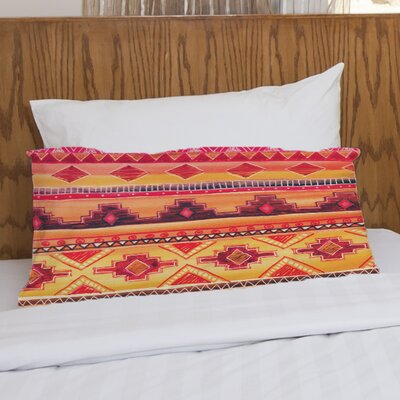 Tequila Sunrise Fleece Standard Pillow Case