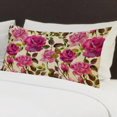 Rose Garden Pillow Case