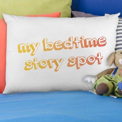 Bedtime Story Spot Pillow Case